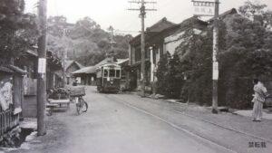 板橋の旧東海道